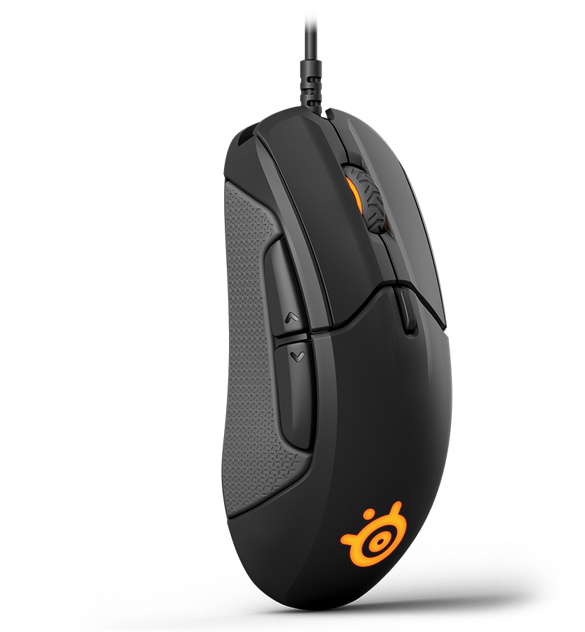 Buy the Steelseries Rival 310 Optical Gaming Mouse (Black