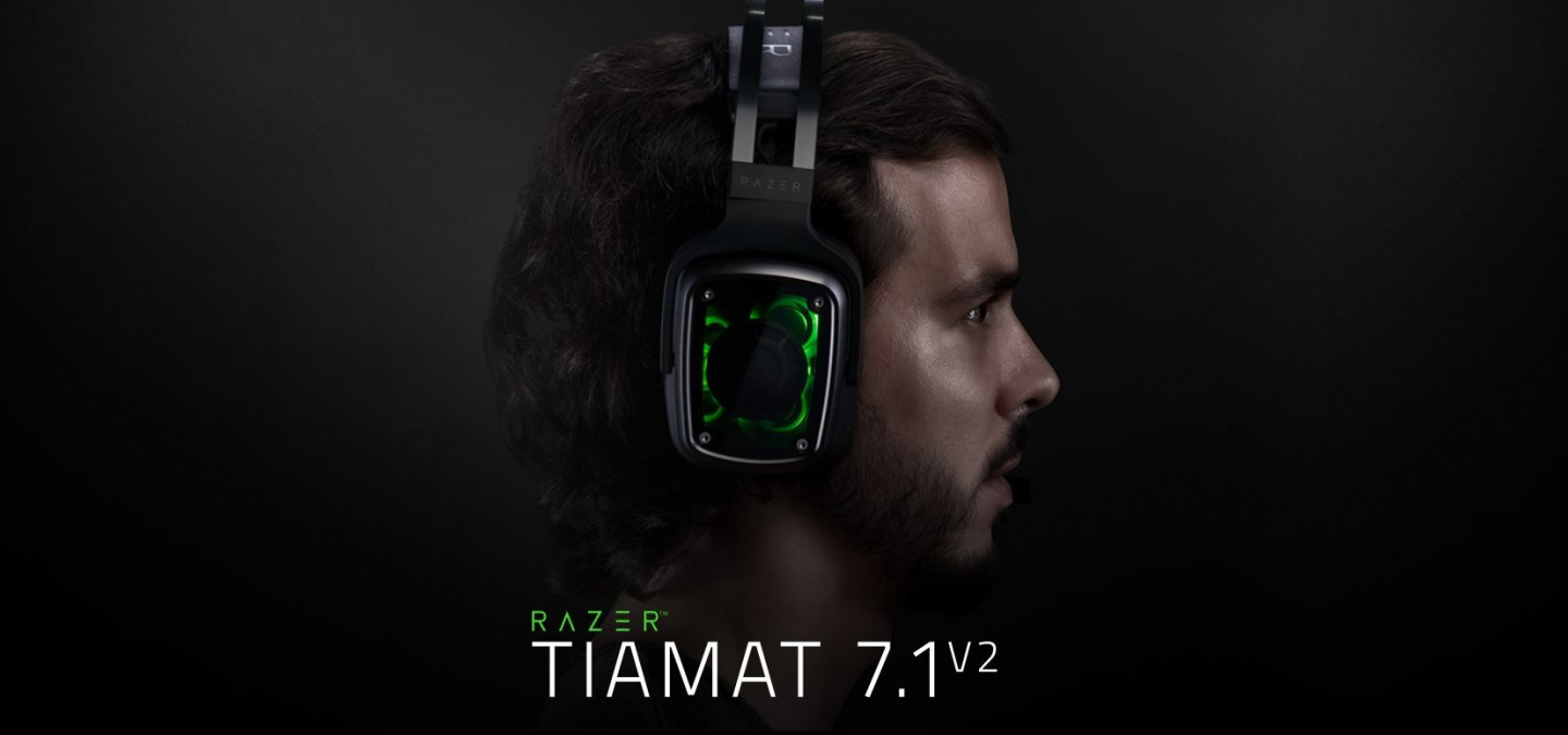 The Razer Tiamat 7.1 V2 represents the pinnacle of total gaming audio  immersion 7bfde82de56f6