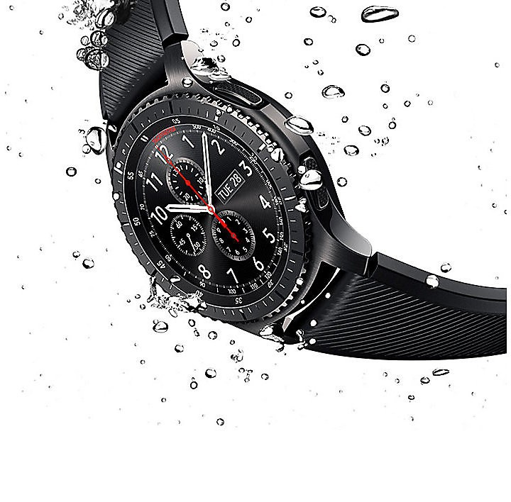 Buy The Samsung Gear S3 Frontier 3g Smart Watch Built In Spark E