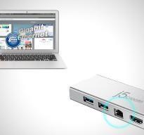Buy the J5create USB 3 1 Dual Display Mini Docking Station