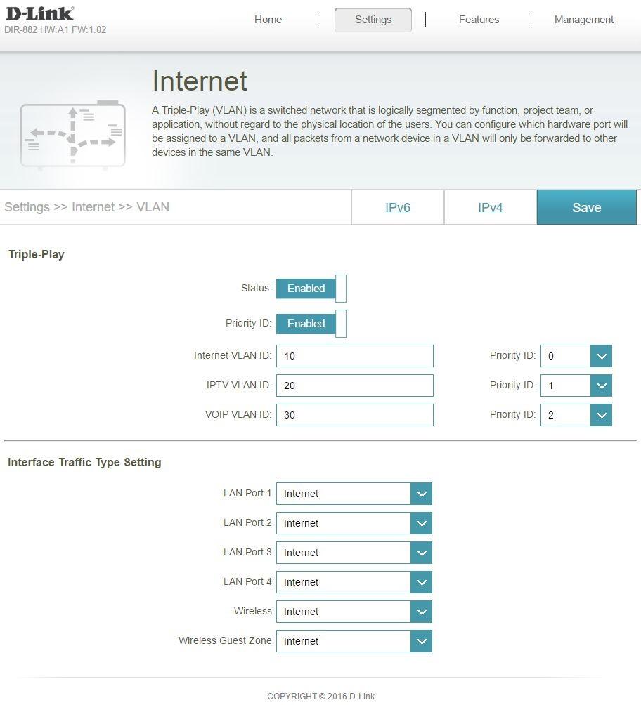 D-Link Modem / Router UFB Settings - PBTech co nz