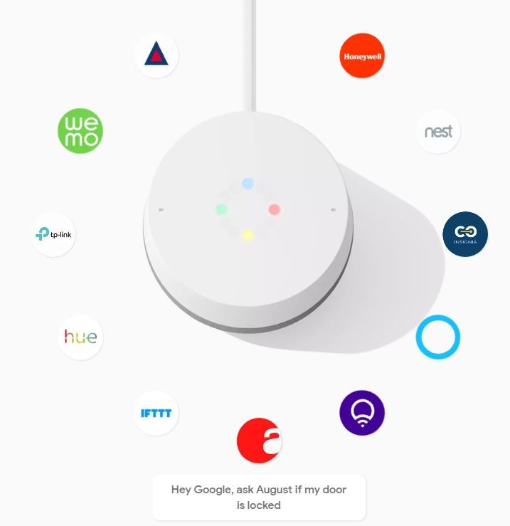 Buy the Google Home Smart Speaker with Google Assistant