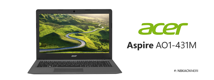 Acer Aspire AO1 laptops