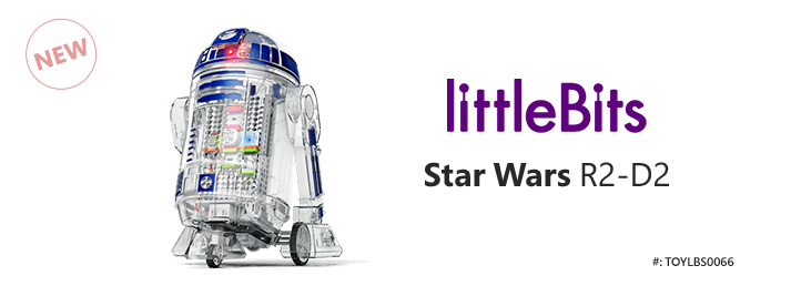 LittleBits Star Wars Droid R2-D2