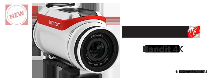 TomTom 4K Action Camera