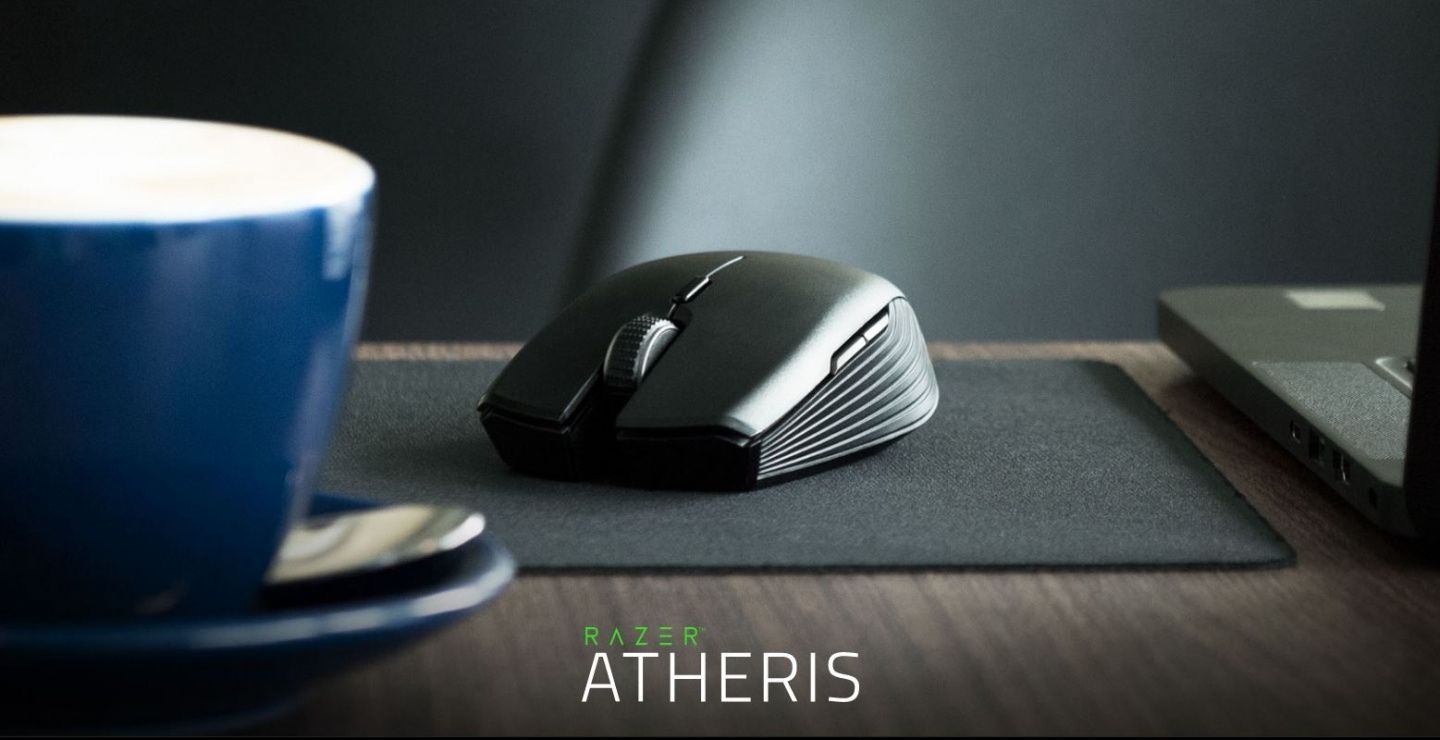 36a3d99b9f8 Optimized for both work and play, the Razer Atheris is packed with features  such as industry-leading signal stability, dual-connectivity, and over 300  hours ...