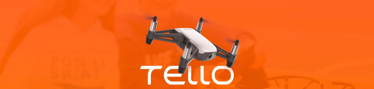 Buy the DJI Tello Smart Education Drone With 720HD Video Camera, Powered  by    ( CP PT 00000209 01 ) online