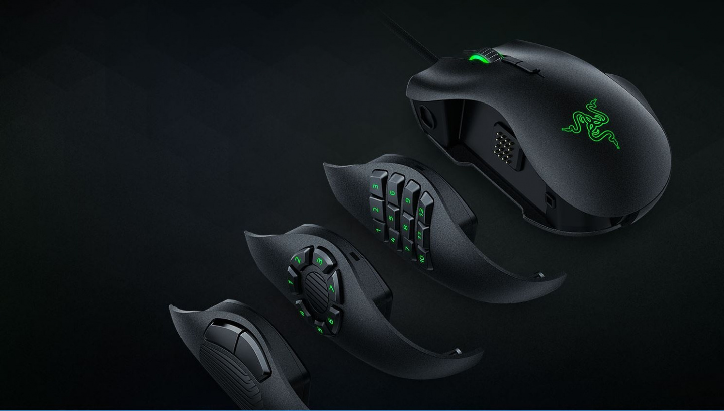Buy The Razer Naga Trinity Chroma Mmo Gaming Mouse Up To 19 Epic Wired Wireless Transmute Your Suit Gameplay Each Button Is Designed Stand Out So Youll Never Misclick Providing Tactile And Audible Feedback