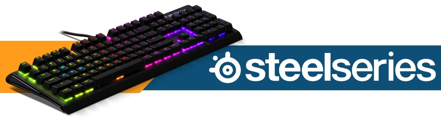 SteelSeries APEX M750 RGB Gaming Keyboard at PB Tech