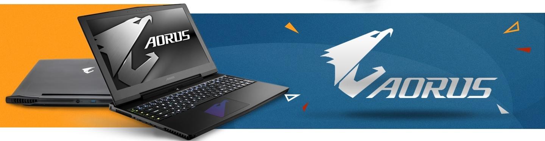 Aorus Ultra Slim Gaming Laptops at PB Tech