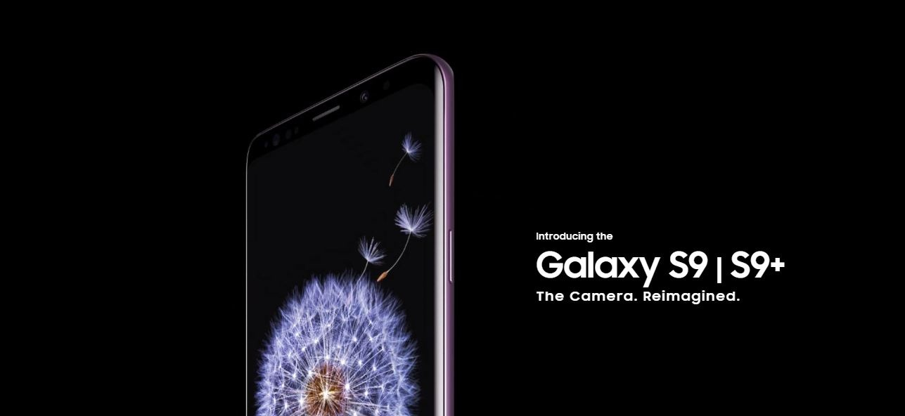 Buy the Samsung Galaxy S9 SM-G960F Smartphone 256GB Midnight
