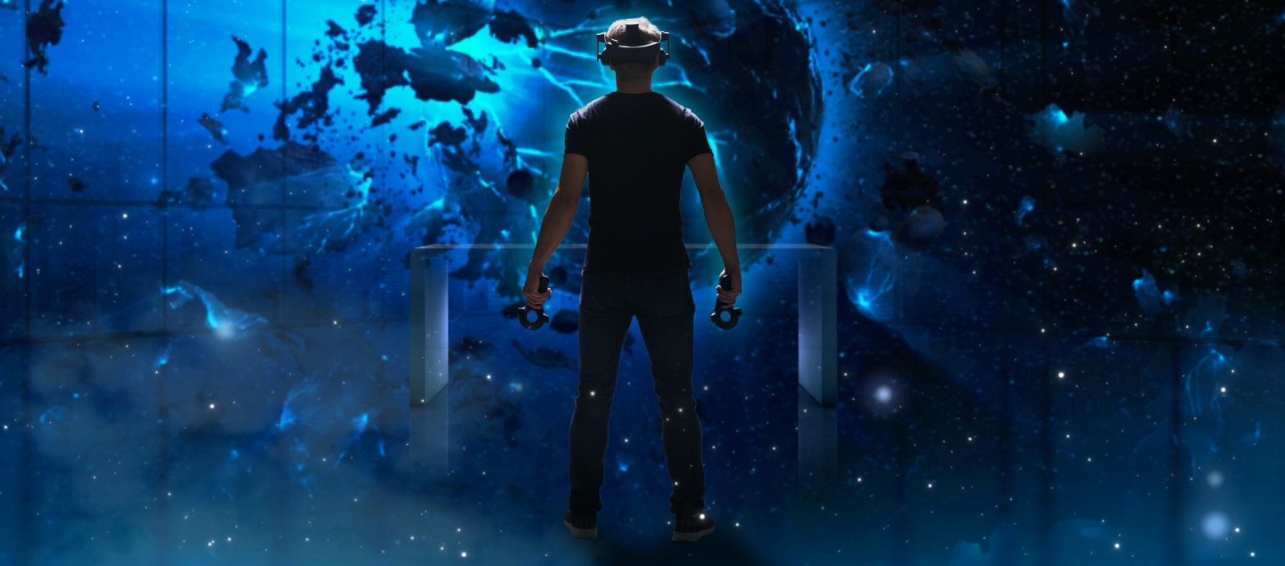 Buy the HTC VIVE Pro Virtual Reality Headset Upgrade