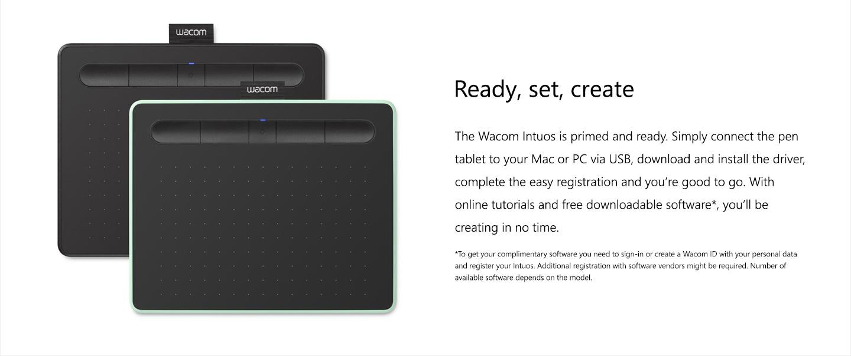 Install Wacom Tablet