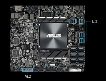 Buy the ASUS WS C621E SAGE EEB Form, For Dual Intel Xeon 1st
