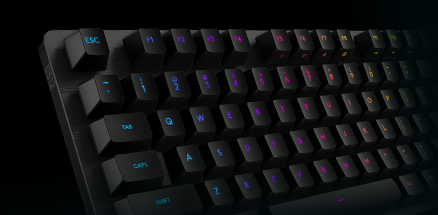 Buy the Logitech G512 Carbon RGB Linear MECHANICAL GAMING KEYBOARD -  Linear    ( 920-008762 ) online