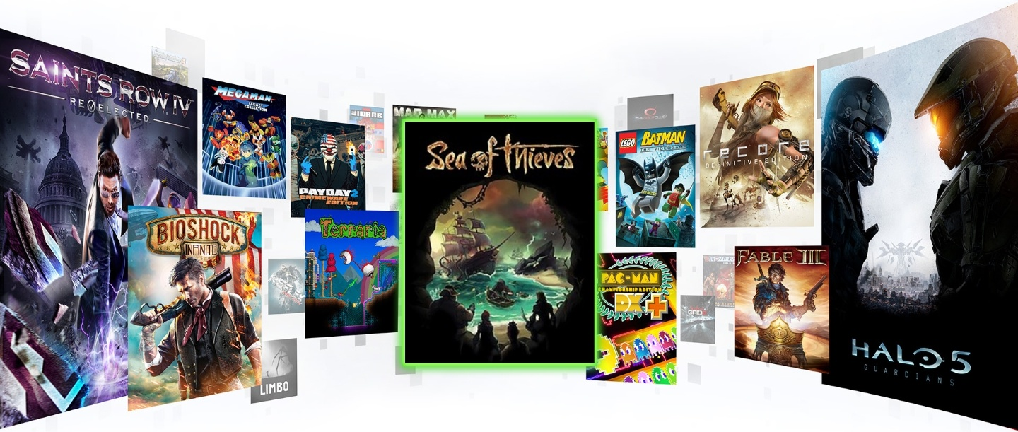 Sea of Thieves on XBOX Play Anywhere at PB Tech