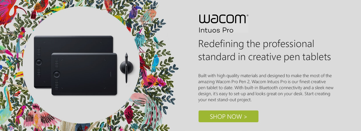 Wacom Store, Stockist - PBTech co nz