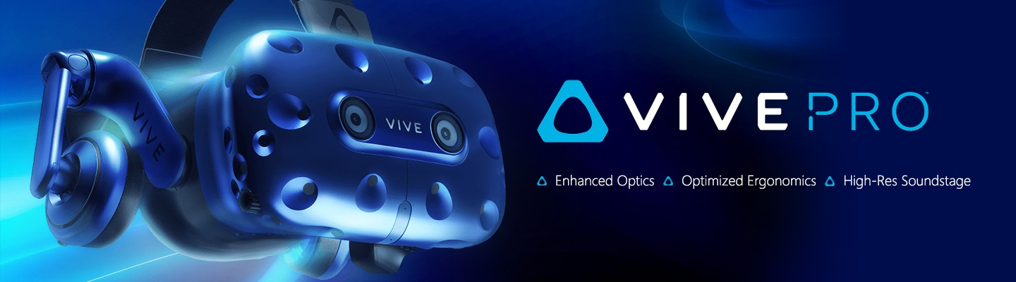 Htc Store Htc Vive Pro Headset Available Now Pbtech