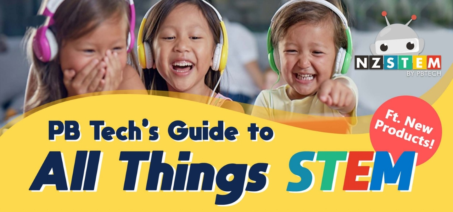 Guide to all things STEM at PB Tech
