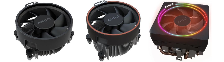 New Ryzen 2 CPU coolers at PB Tech