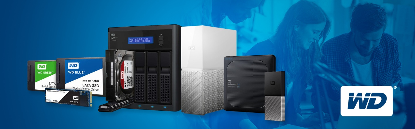 WD Store, Stockist - PBTech co nz