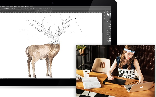Buy the Huion INSPIROY H640P Graphics Drawing Tablet with