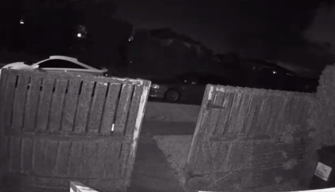 EZVIZ Night vision mode