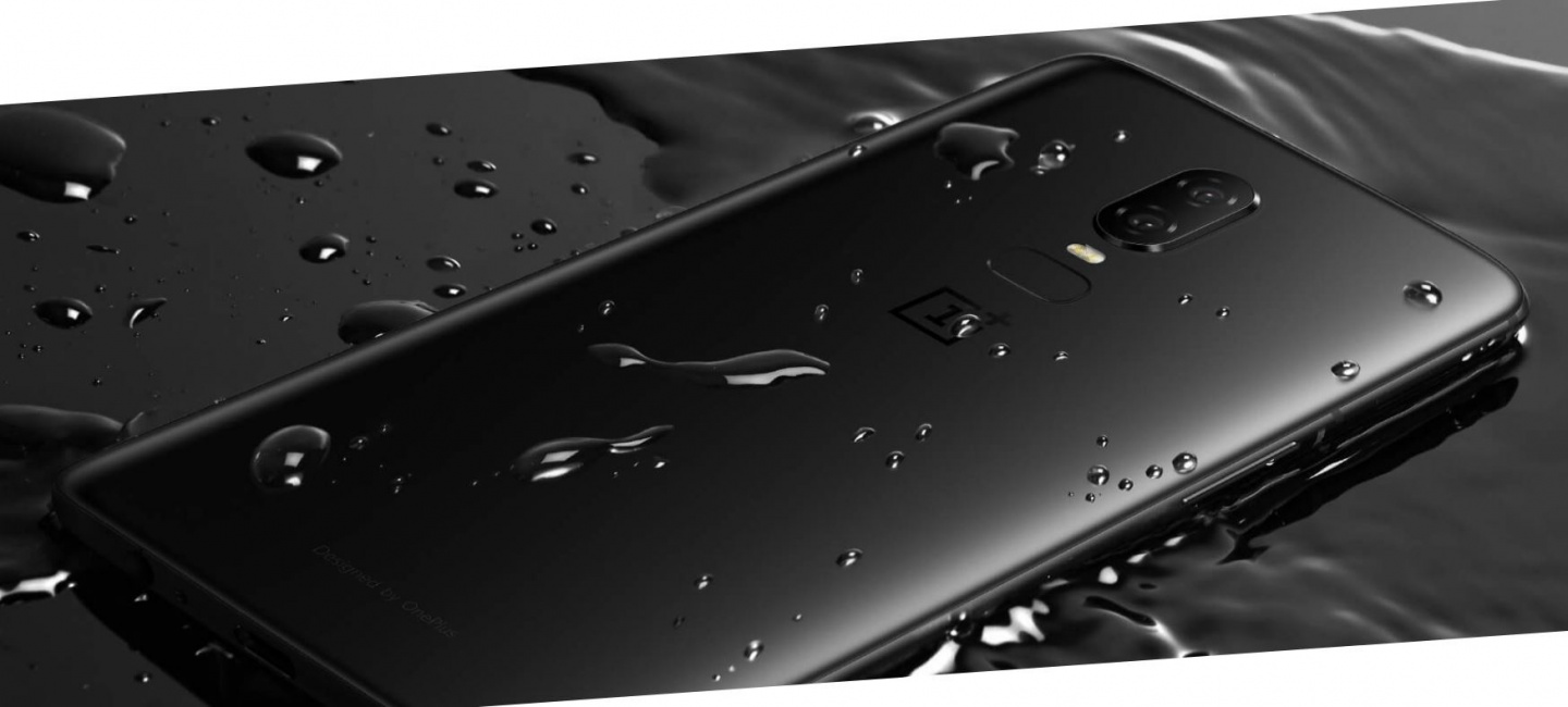 Buy The Oneplus 6 128gb Dual Sim Smartphone Mirror Black Global Loop September Powerbank Slim 80000mah Using Silicone Loops Thanks To Water Resistance Your Is Well Equipped Survive A Drop In Sink Or Spilled Glass Of