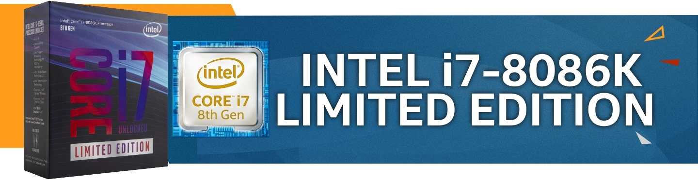 Picture of Intel 8th Gen i7-8086K at PB Tech