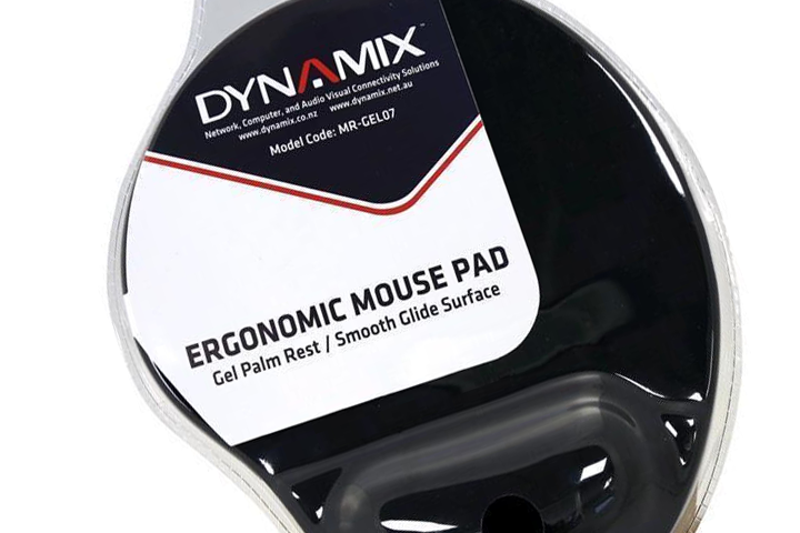 Picture of gel mouse pad packaging