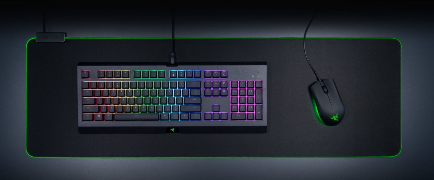 Buy the Razer Abyssus Essential Chroma RGB Gaming Mouse 7200