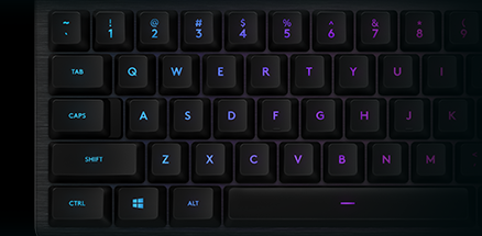 Buy the Logitech G512 Carbon RGB Clicky MECHANICAL GAMING KEYBOARD - GX  Blue    ( 920-008949 ) online