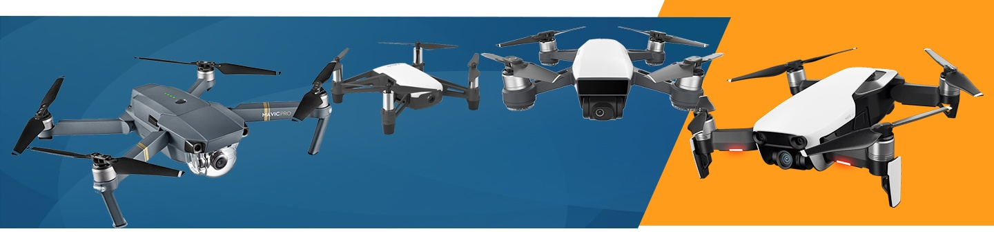 Picture of Drones at PB Tech