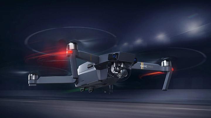 Picture of DJI Mavic pro drone