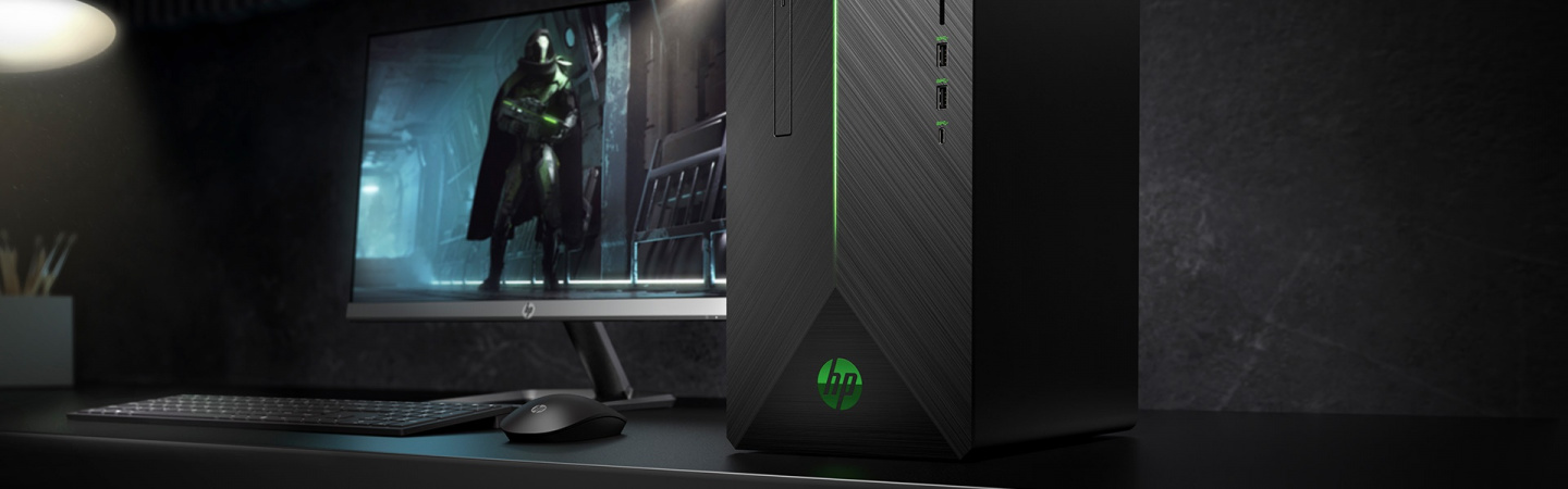 Buy the HP Pavilion Gaming GTX 1060 Mini Gaming PC Intel Coffee Lake 6 Core  i5    ( 3JV62AA ) online