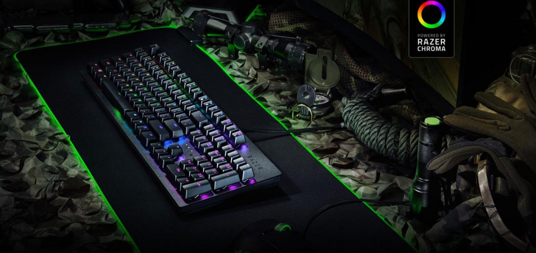 Buy the Razer Huntsman Opto-Mechanical RGB Gaming Keyboard