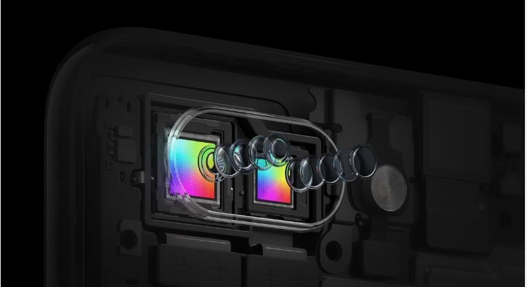 Buy the OPPO R15 Dual SIM Smartphone 128GB - Nebula Purple 2