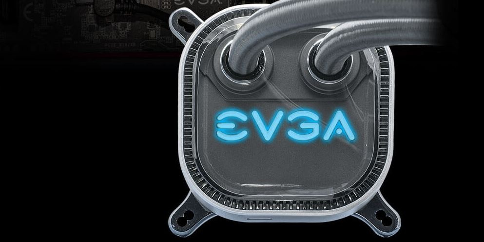 Buy the EVGA 240 All in One Watercooling With RGB LED