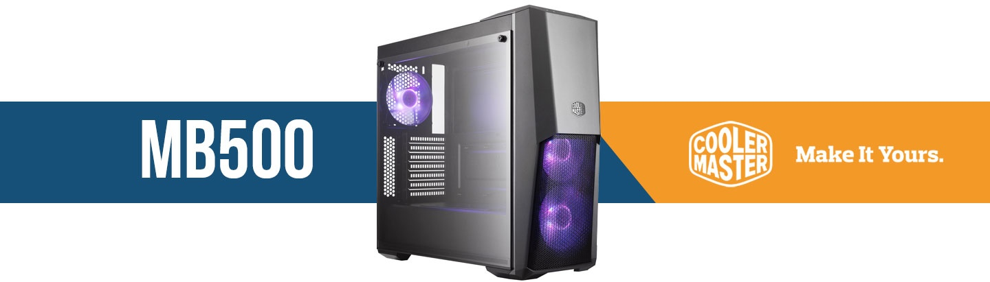 Picture of Cooler Master Masterbox MB500 at PB Tech