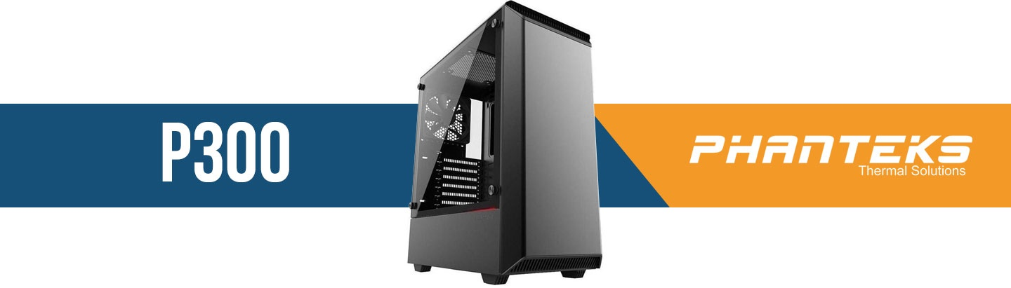 Picture of Phanteks Eclipse P300 at PB Tech