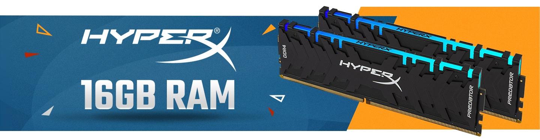 Picture of Kingston HyperX Predator RGB Ram kit at PB Tech