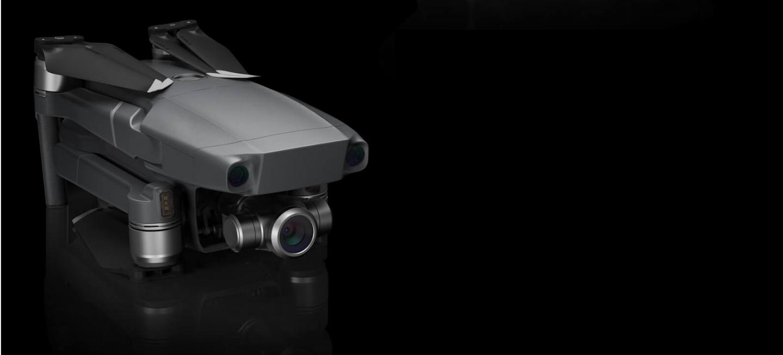 Buy the DJI Mavic 2 Zoom Drone with 2 x Optical Zoom Camera , 4K UHD  Video,    ( CP MA 00000029 01 ) online