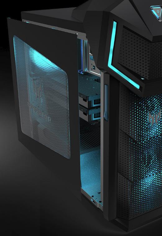 Buy the Acer Predator Orion 5000 GTX 1080 Intel i7 8700K 6 Core