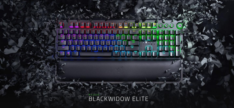 Buy The Razer Blackwidow Elite Rgb Mechanical Gaming Keyboard