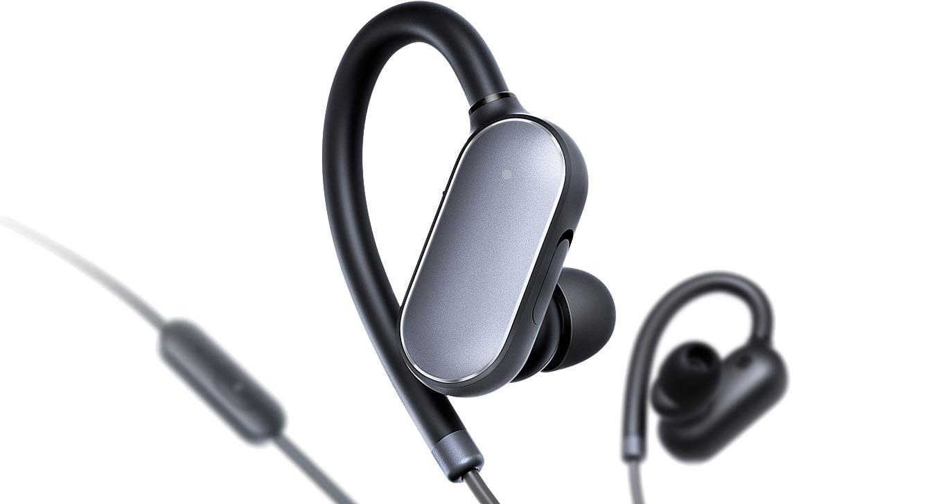 Buy The Xiaomi Mi In Ear Headphones Black Sports Bluetooth Ipx4 White Earphones Enjoy Relax And Pleasure Get Rid Of Wired More Free Sport Earbuds