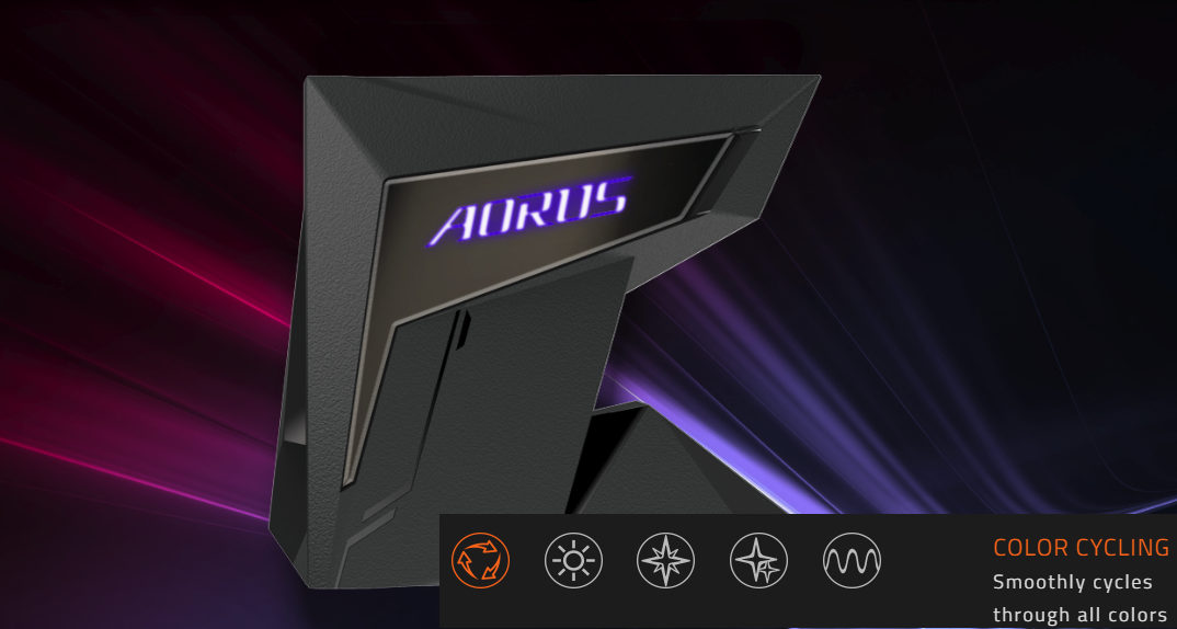 Buy the Gigabyte AORUS NVLINK BRIDGE (3-slot) , Supports 2 way SLI
