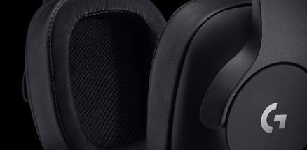 Buy the Logitech G Pro Gaming Headset, Pro Grade Mic, Maximum Audio    (  981-000723 ) online