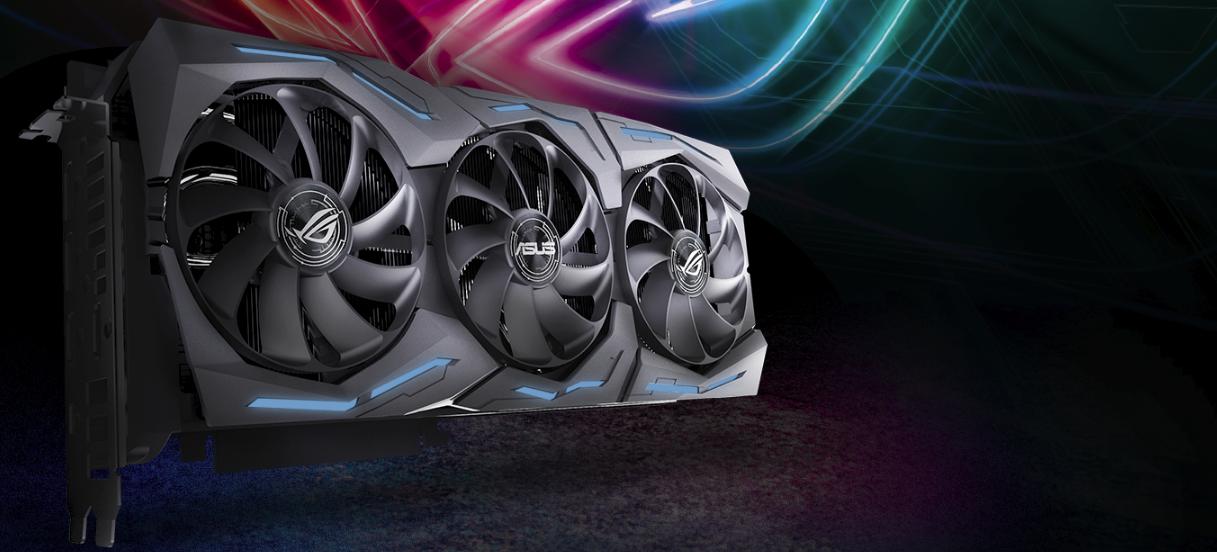 Buy the ASUS ROG Strix Geforce RTX 2080 RGB 8GB GDDR6 Gaming Graphics  Card,    ( ROG-STRIX-RTX2080-O8G-GAMING ) online