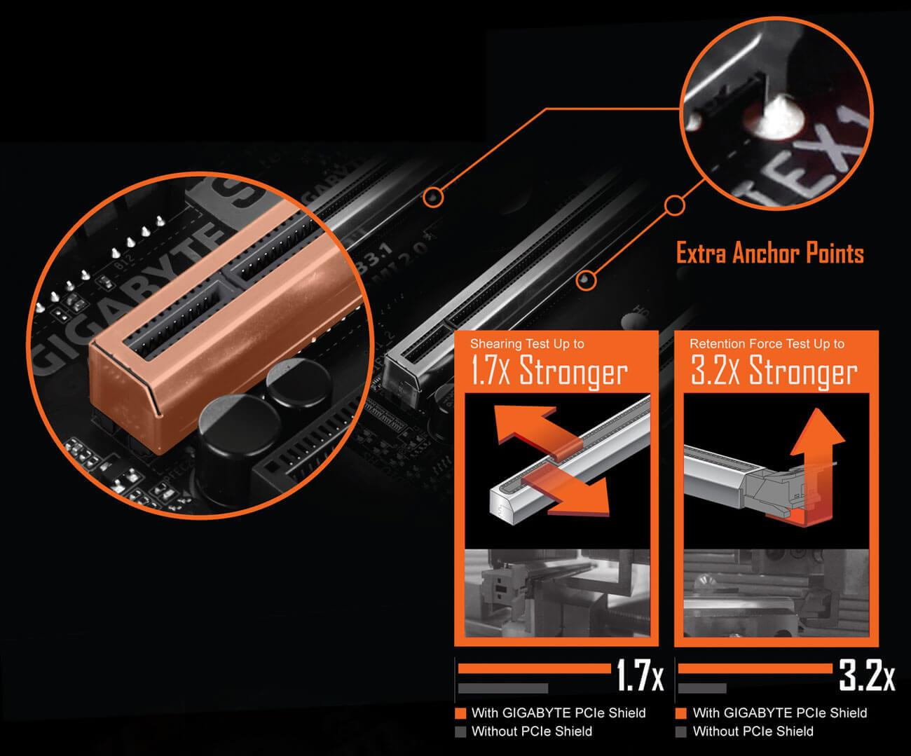 Buy the Gigabyte Z390 AORUS PRO WIFI ATX Form Factor, For