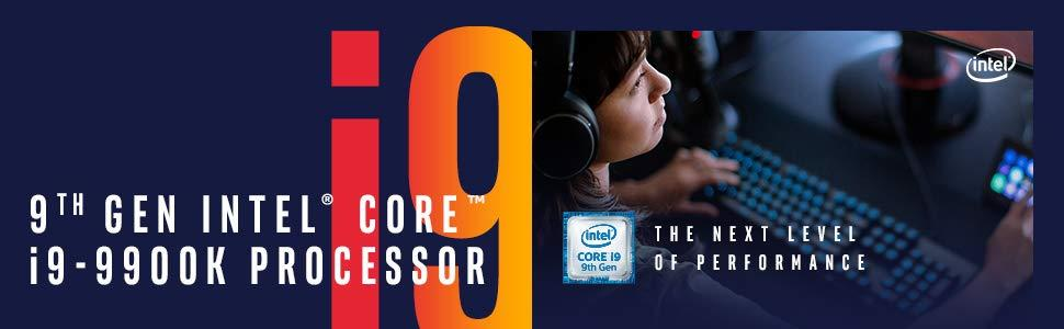 Buy the Intel Coffee Lake Core i9 9900K 8 Core 3 6Ghz 16MB